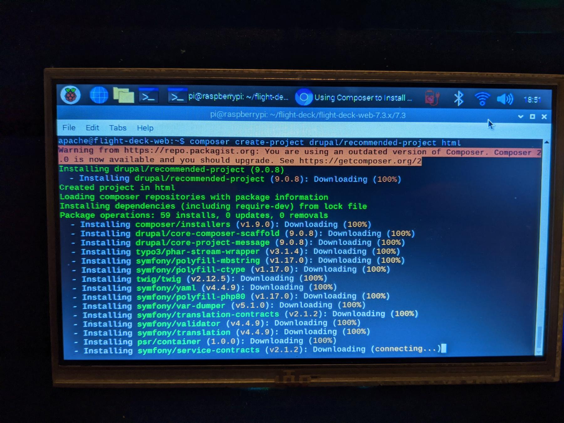Download Drupal Core