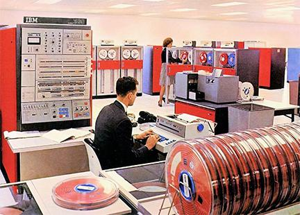 Mad Men with IBM 360