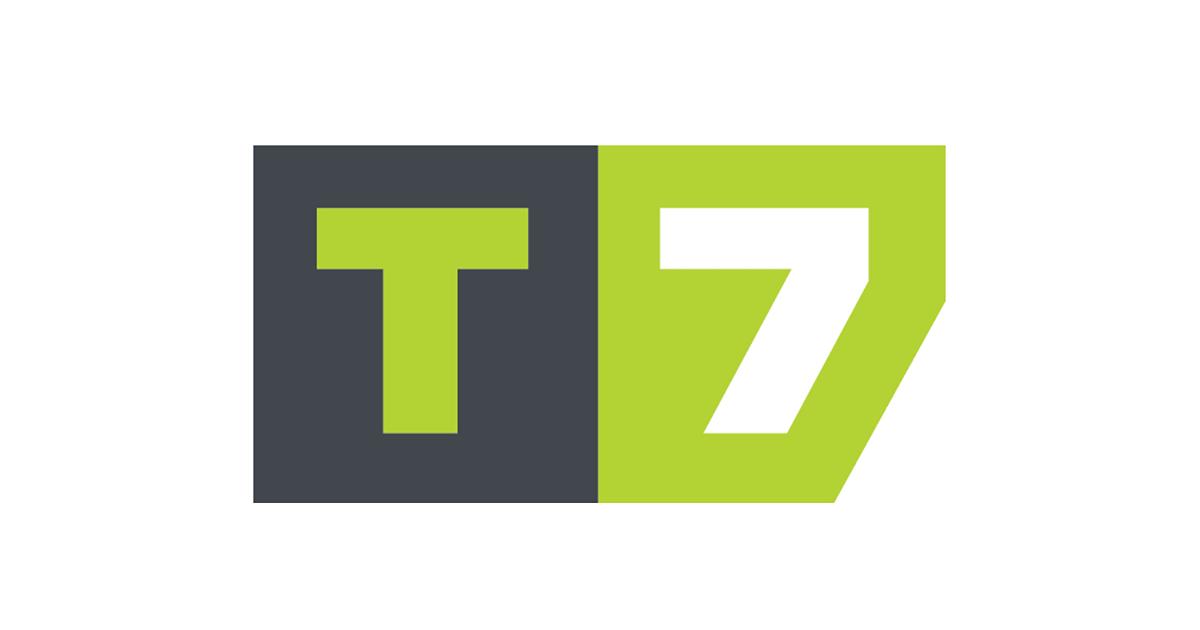 TEN7 logo T7
