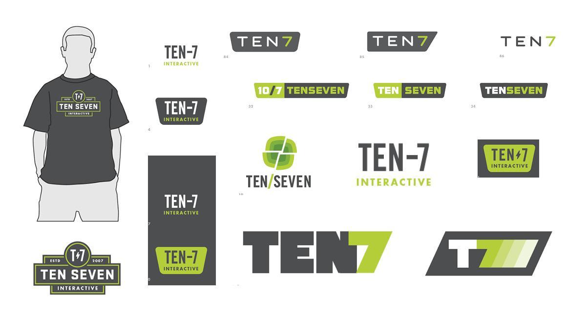 TEN7 logos round 2