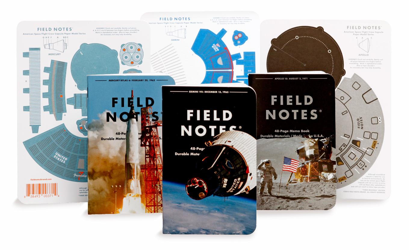 Three Mission Field Notes