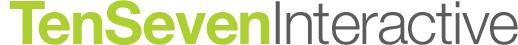 TEN7 logo text